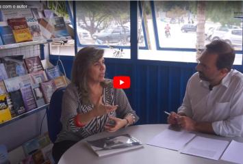 Conversas com o autor - Professora Ivana Rebello