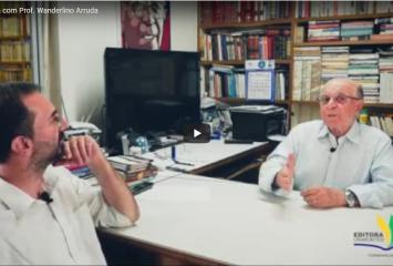 Coleção Memórias - Entrevista com o Prof. Wanderlino Arruda